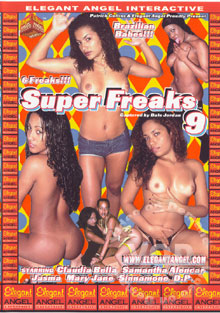 Super Freaks 9