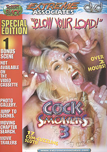Cock Smokers 3 - Blow Your Load!