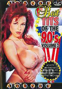 Best Tits Of The 90's Volume 2