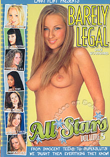Barely Legal All Stars Volume 5