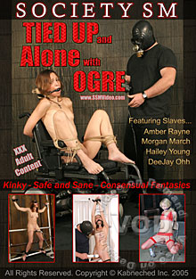 Tied Up and Alone with Ogre