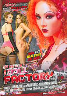 Lips That Lie, Vol. 2: The Doll Factory