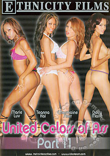 United Colors Of Ass Part 11