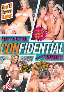 Vivid Girl Confidential with Janine