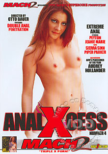 Anal Xcess Number 4