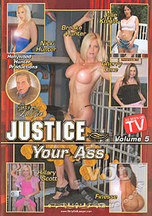 Justice Your Ass Volume 5
