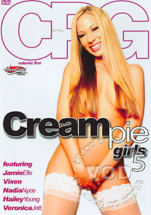 Cream Pie Girls 5