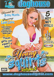 Young Squirts Volume 2