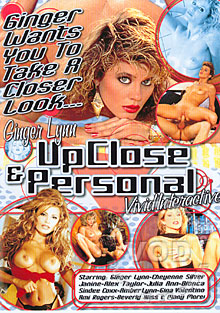 Up Close & Personal:  Ginger Lynn