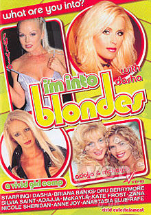 I'm Into Blondes