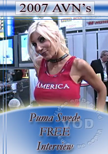 2007 AVN Interview - Puma Swede