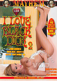 I Love Black Dick 2