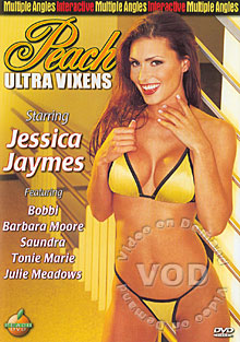 Peach Ultra Vixens - Jessica Jaymes