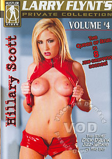 Larry Flynt's Private Collection Volume 4 - Hillary Scott