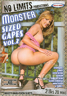 Monster Sized Gapes Vol.2