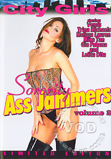 Sorority Ass Jammers Volume 2