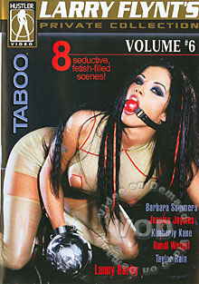 Larry Flynt's Private Collection Volume 6 Taboo