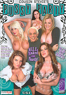 Pussy Party Issue 20 - MILF's Naked And Nasty
