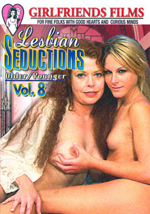 Lesbian Seductions Older/Younger Vol. 8