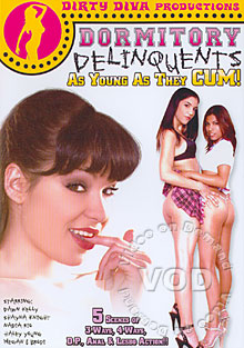 Dormitory Delinquents - As Young As They Cum!
