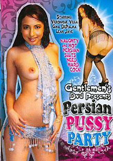 Persian Pussy Party