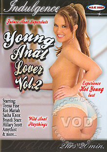 Young Anal Lover Vol. 2