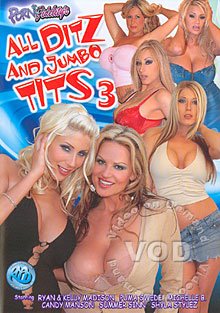 All DItz And Jumbo Tits 3