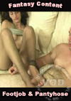 Video: Footjob & Pantyhose