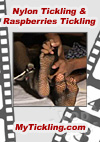 Video: Nylon Tickling & Raspberries Tickling